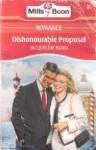 Dishonourable Proposal - Jacqueline Baird