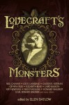 Lovecraft's Monsters - Neil Gaiman