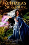 Rethana's Surrender (Legends of the Light-Walkers, #1) - Courtney Cantrell