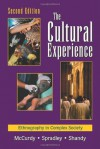 The Cultural Experience: Ethnography in Complex Society - David W. McCurdy, James P. Spradley, Dianna Shandy