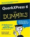 QuarkXPress6 For Dummies - Galen Gruman, Barbara Assadi