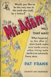 Mr. Adam - Pat Frank
