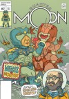 Quarter Moon: Locust Man vs. Monster (Quarter Moon, #2) - Andrew Carl, Farel Dalrymple, Steve Lafler
