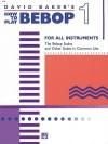 How to Play Bebop - Volume 1 - David Baker