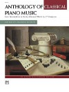 Anthology of Classical Piano Music: Intermediate to Early Advanced Works by 36 Composers, Comb Bound Book - Maurice Hinson