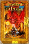 Dragonlance Fifth Age: SAGA System [BOX SET] - William W. Connors