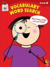 Vocabulary Word Search, Grade K - Creative Teaching Press