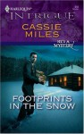 Footprints in the Snow - Cassie Miles
