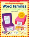 Shoe Box Learning Centers: Word Families: 30 Instant Centers With Reproducible Templates and Activities That Help Kids Practice Important Literacy Skills-Independently! - Pamela Chanko