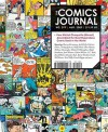 The Comics Journal #299 - Fantagraphics Books, Gary Groth, Kristy Valenti