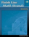 Geometry Workbook: Finish Line Math Strands: Geometry, Level H - 8th Grade - continental press