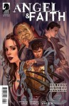 Angel & Faith: Daddy Issues, Part 1 - Christos Gage, Rebekah Issacs, Joss Whedon