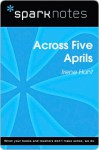 Across Five Aprils (SparkNotes Literature Guide Series) - SparkNotes Editors, Irene Hunt