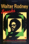 Walter Rodney Speaks: The Making Of An African Intellectual - Walter Rodney