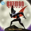 Batman Beyond: New Hero in Town (Pictureback - Scott Peterson