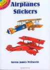 Airplanes Stickers (Dover Little Activity Books Stickers) - Steven James Petruccio
