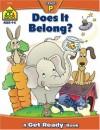 Does It Belong (Get Ready Books) - Barbara Gregorich