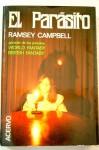 El parásito - Ramsey Campbell, César Terrón