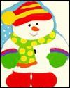 Jolly Snowman - Bettina Paterson