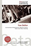 Yao Defen - Lambert M. Surhone, Mariam T. Tennoe, Susan F. Henssonow