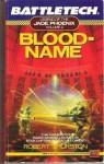 Battletech 02: Bloodname: Legend of the Jade Phoenix - Robert Thurston