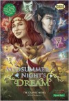 A Midsummer Night's Dream The Graphic Novel: Quick Text - Clive Bryant, John McDonald, Jason Cardy, William Shakespeare