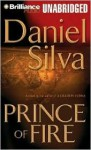 Prince Of Fire - Guerin Barry, Daniel Silva