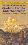 Favorite Tales from the Arabian Nights' Entertainments - Anonymous, Richard Francis Burton