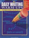 Daily Writing Warm Ups: Grades 3 4 - Trisha Callella-Jones