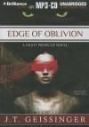 Edge of Oblivion - J.T. Geissinger, J.T. Geissinger