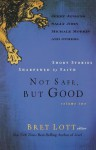 Not Safe, but Good (Vol. 2): Short Stories Sharpened by Faith - Bret Lott