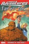 Marvel Adventures Fantastic Four: Doomed if You Don't - Paul Tobin, David Hahn