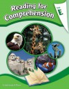 Reading Comprehension Workbook: Reading for Comprehension, Level E - 5th Grade - continental press
