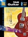 Alfred's Max Tab Guitar 2 [With DVD] - Alfred Publishing Company Inc.