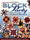 Marsha McCloskey's Block Party: A Quilter's Extravaganza of 120 Rotary-Cut Block Patterns (Rodale Quilt Books) - Marsha McCloskey
