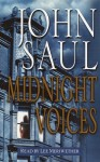 Midnight Voices (Audio) - John Saul, Lee Meriwether