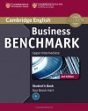 Business Benchmark Upper Intermediate Business Vantage Student's Book - Guy Brook-Hart