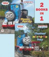 Thomas' Mixed-Up Day/Thomas Puts the Brakes On (Thomas & Friends) - Wilbert Awdry, Britt Allcroft