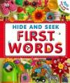 Hide and Seek First Words - Dawn Sirett, Dave King
