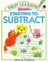 Starting to Subtract - Karen Bryant-Mole, Jenny Tyler, Graham Round