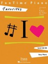 FunTime Piano, Level 3A-3B (Easy Piano): Favorites - Nancy Faber, Randall Faber