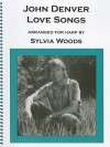 John Denver - Love Songs: Arranged for Harp by Sylvia Woods - John Denver, Sylvia Woods
