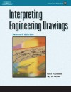 Interpreting Engineering Drawings (Drafting and Design) - Cecil Howard Jensen, Jay D. Helsel