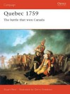 Quebec 1759: The battle that won Canada - Stuart Reid, Gerry Embleton