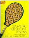 Geometric Needlepoint Designs: Charted for Easy Use - Carol Belanger-Grafton