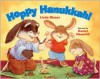 Hoppy Hanukkah! - Linda Glaser, Daniel Howarth