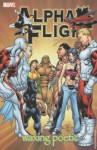 Alpha Flight, Vol. 2: Waxing Poetic - Scott Lobdell, Dave Ross, Clayton Henry
