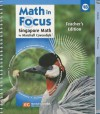 Hmh Math in Focus: Teacher's Edition Grade 4book B - Marshall Cavendish