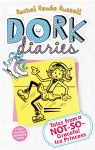 Dork Diaries 4: Tales from a Not-So-Graceful Ice Princess - Rachel Renée Russell