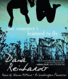 The Summer I Learned to Fly (Audio) - Dana Reinhardt, Shannon McManus